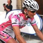 Sabine beim Start