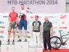 Granitmarathon Tag 3 - Siegerehrung